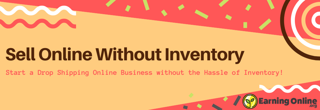 Sell Online Without Inventory - Hero