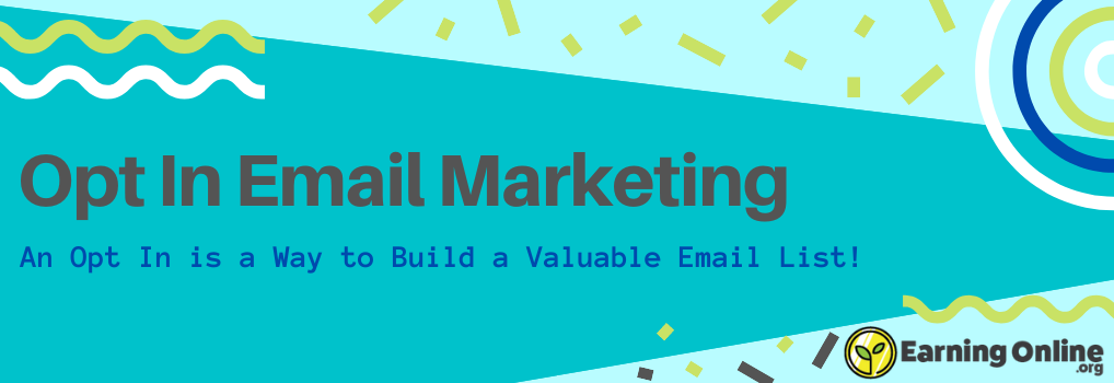 Opt In Email Marketing - Hero