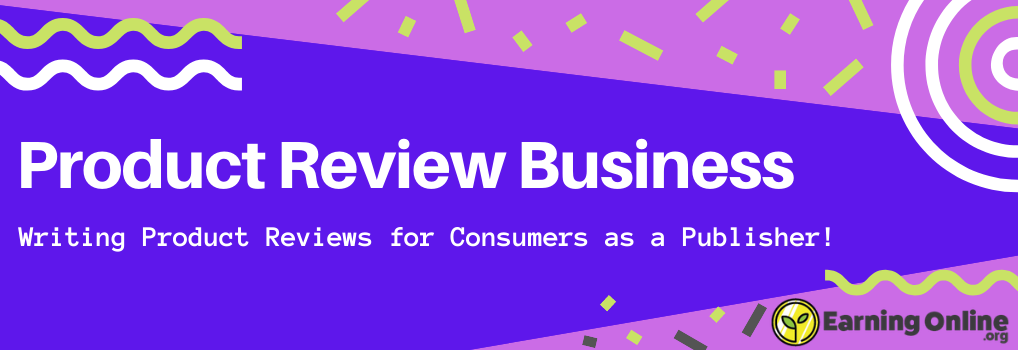Product Review Business - Hero