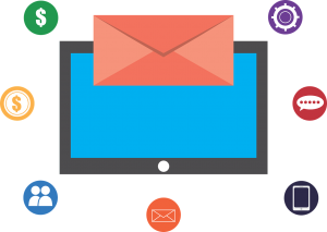 Opt In Email Marketing - envelope
