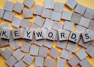 Content Marketing Business Model - keywords