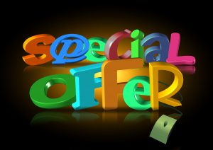 Incentive Reward Programs - special offer