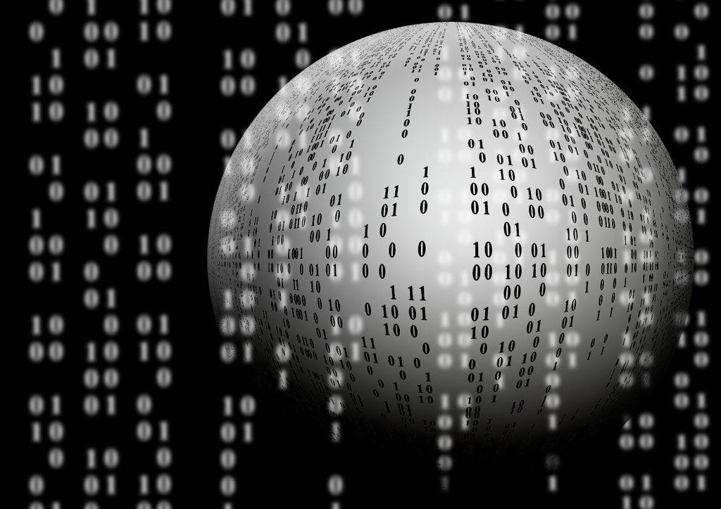 Secure Web Hosting Server Service - binary ball