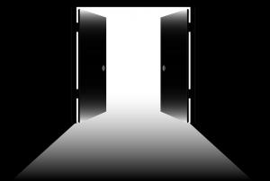 Open doors image: