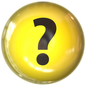 Question Mark Button image: