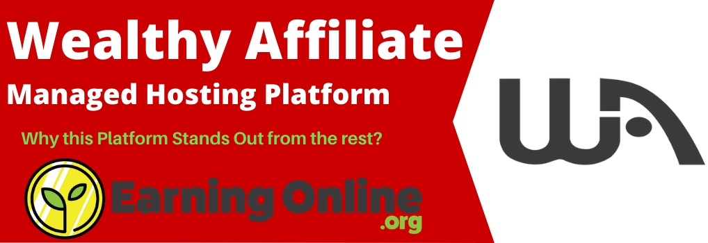 Insight into Hosting at Wealthy Affiliate - Hero