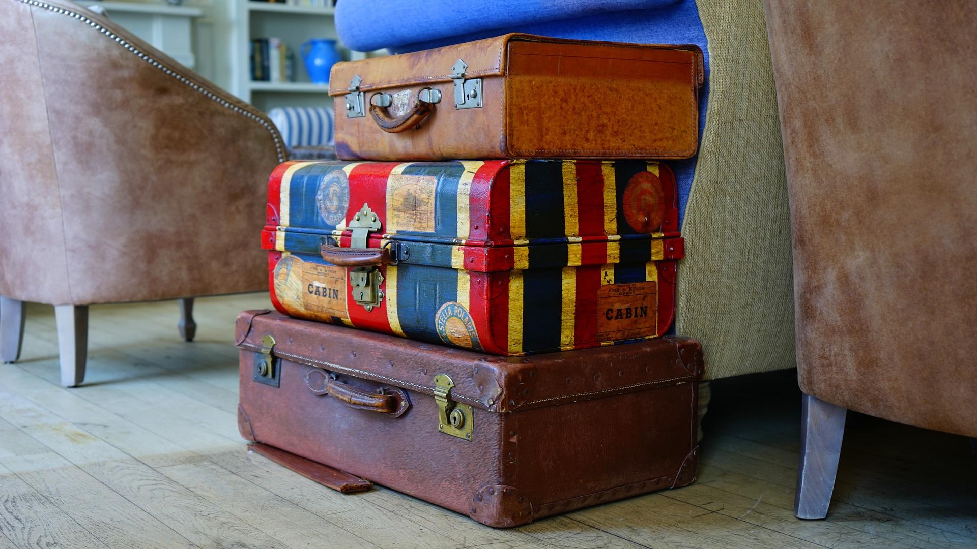 The Suitcase Entrepreneur Review - suitcases