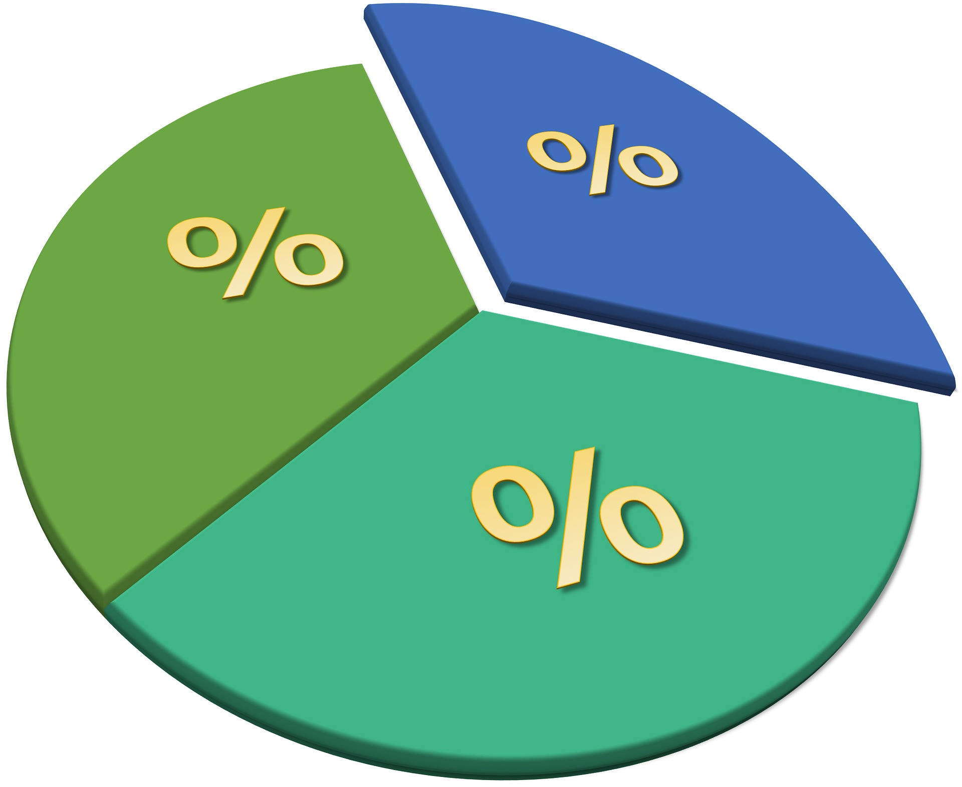 10 Facts About Affiliate Marketing - pie-chart