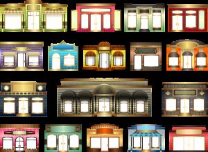 'Shop Fronts'