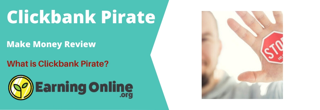 Clickbank Pirate Review - Hero