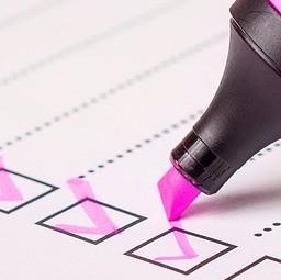 Survey Say Review - Tick boxes