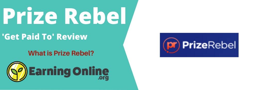 Prize Rebel Review - Hero