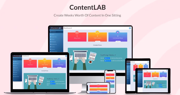 ContentLab Review - Device Screens