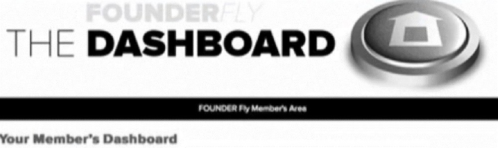 Founder Fly Review - Dashboard image