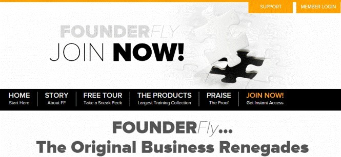 Founder Fly Review - Flounder Fly image