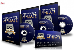 Forever Affiliate Review - Product