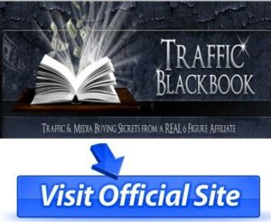 Traffic BlackBook 2.0 Review - Website pic