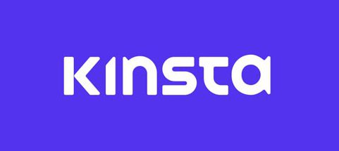 Kinsta Hosting Review - Kinsta text