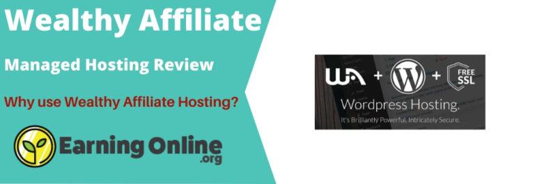 Wealthy Affiliate Hosting Review - Hero