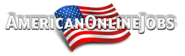 American Online Jobs Review - Logo