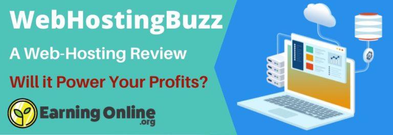 WebHostingBuzz Review - Hero
