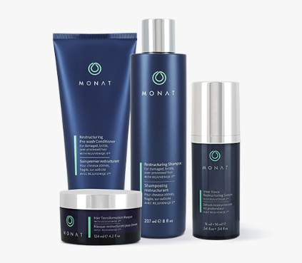 Monat MLM Review - hair care product