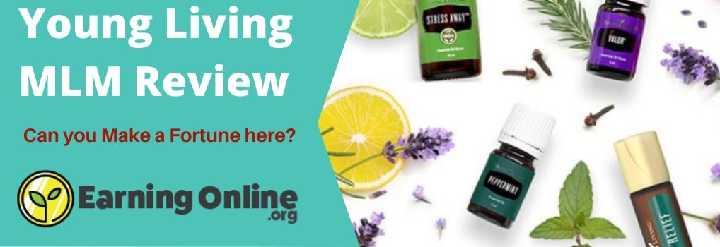 Young Living MLM Review - Hero