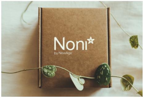 Morinda MLM Review - Noni box