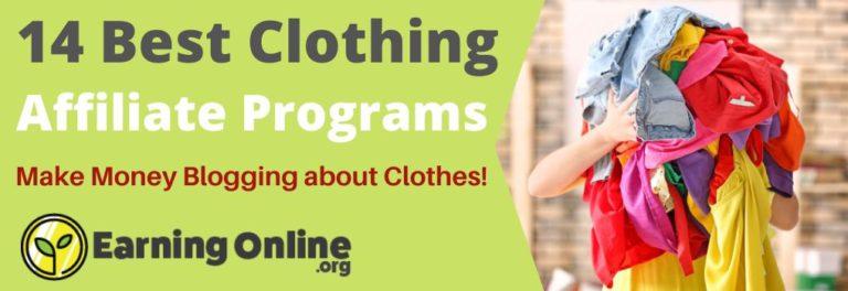 14 Best Clothing Affiliate Programs - Hero