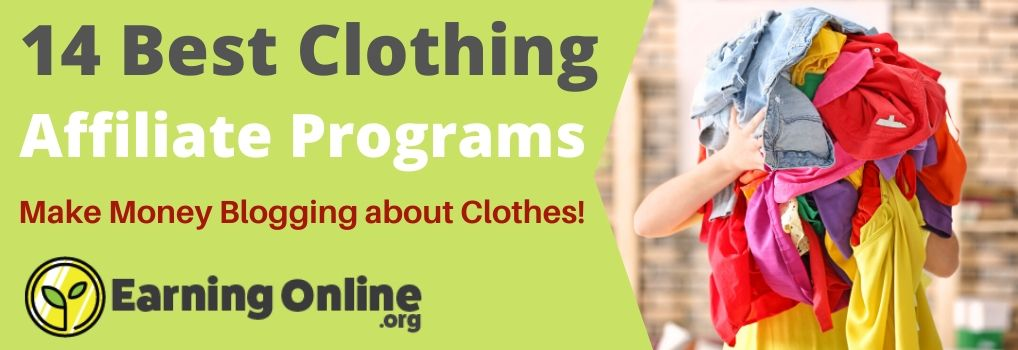 14 Best Clothing Affiliate Programs - Hero