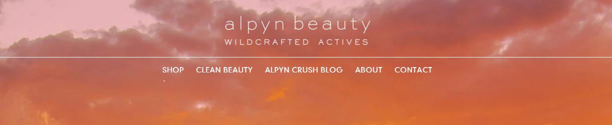 Alpyn Beauty - Affiliate Program