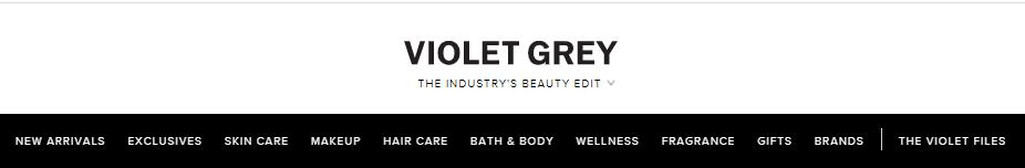 Violet Grey - Affiliate Program