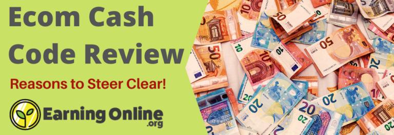 ECOM CASH CODE Review - Hero