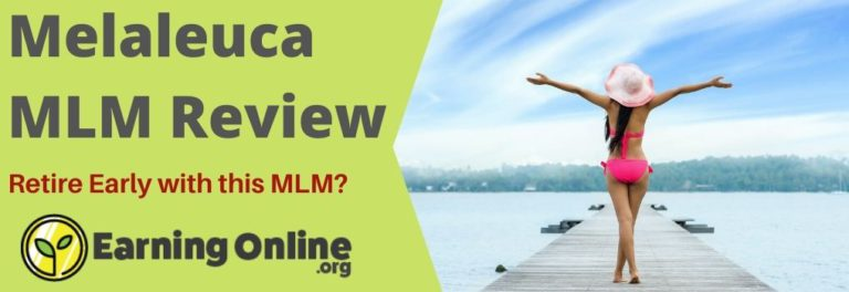 Melaleuca MLM Review- Hero
