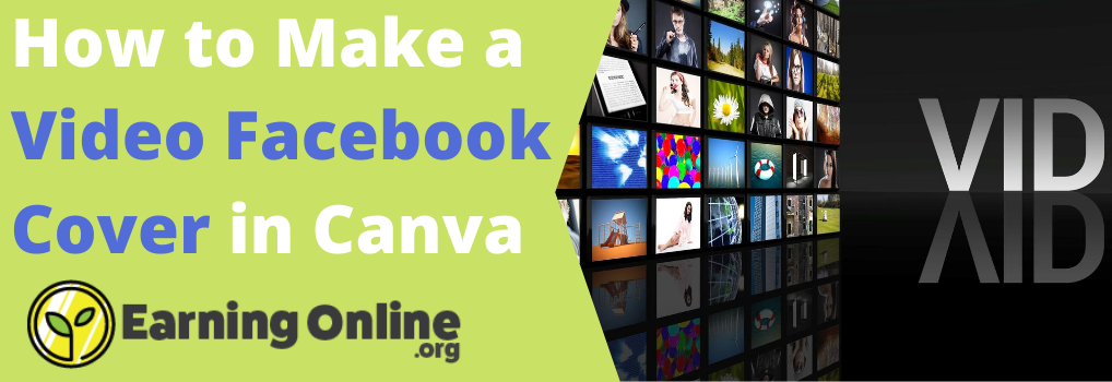 How to Make a Video Facebook Cover in Canva - Hero