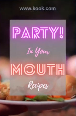 How to Create Way Cool Neon Pins in Canva - Party in your Mouth pin