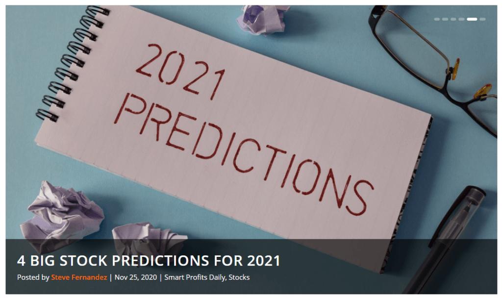 Freedom Checks Review - 2021 Predictions