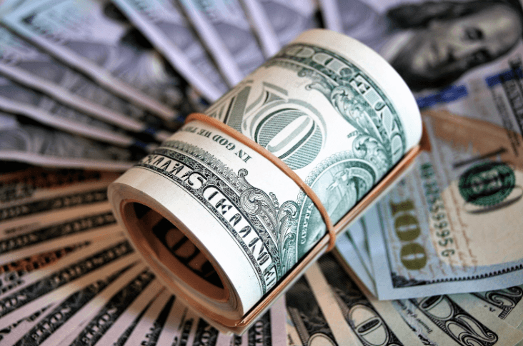 Freedom Checks Review - bundle of cash