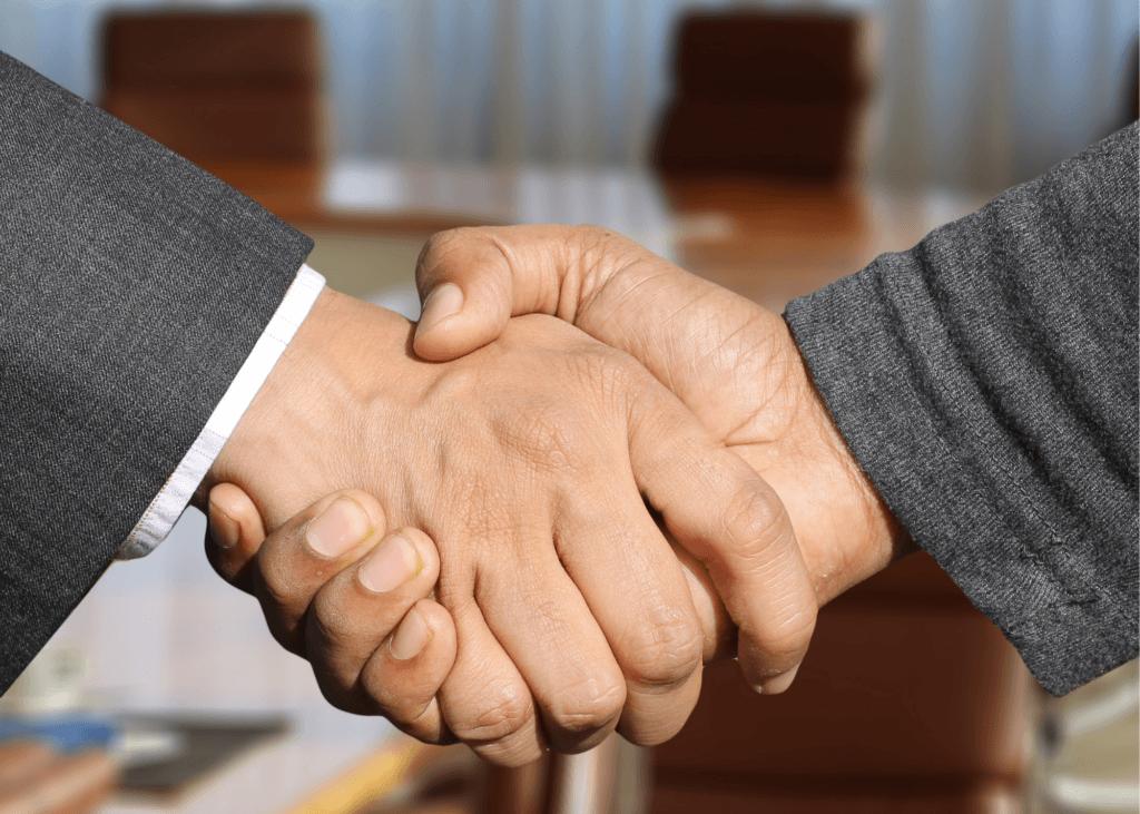 ibüümerang MLM Review - promise handshake