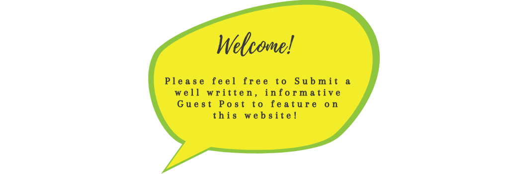 Submit a Guest Post - Hero